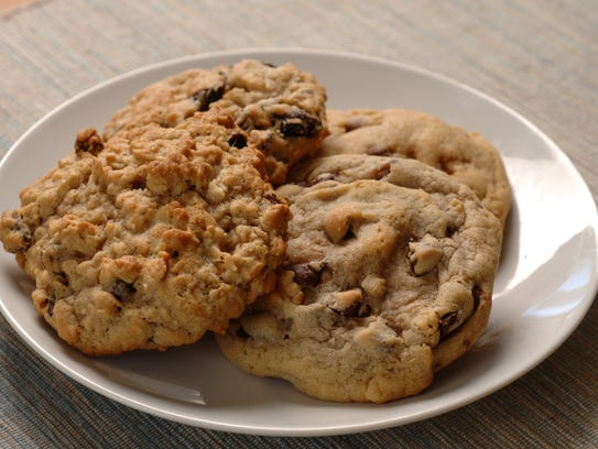 Comfort Cookies are made in St. Albans and will be