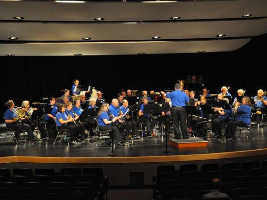 The Keizer Community Band willpresentits annual spring