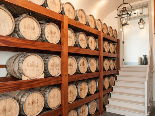 Hillrock Estate Distillery is located on a 200-year-old