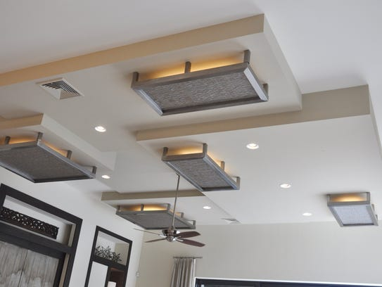 Ceilings top newest home design trend