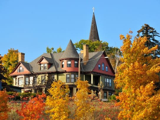 5 Fall Getaways In Wisconsin