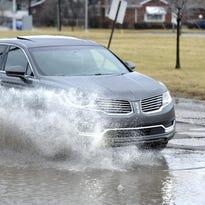 Thaw unveils 'more severe' potholes in Detroit area