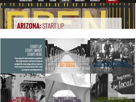 AZCommerce_StartUp_page.JPG