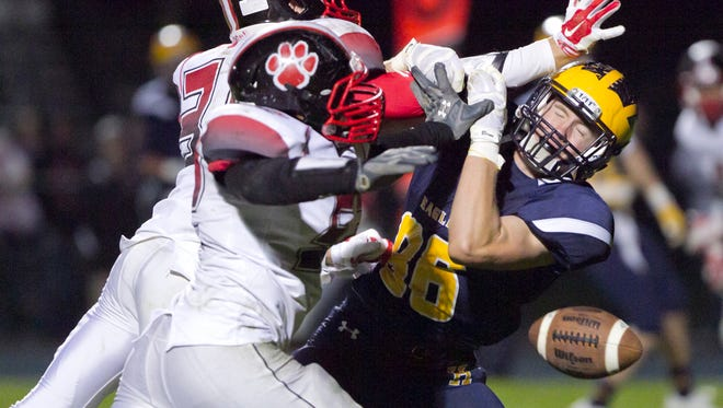Grand Blanc, which has been voted out of the KLAA, was a force in the marquee sport of football against KLAA West rivals.