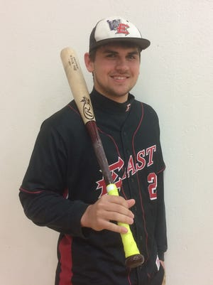 Green Bay East senior Max Van Boxel earned Bay Conference player of the year and honorable mention all-state recognition last season.