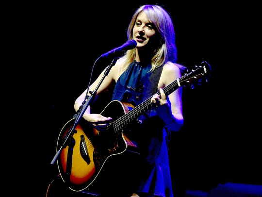 Musician Liz Phair performs at The Theatre at Ace Hotel