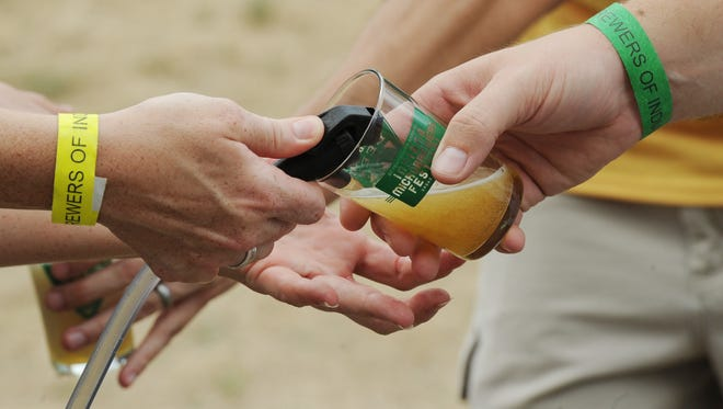 TIckets are now on sale for the 20th Annual Microbrewers Festival at downtown Military Park.