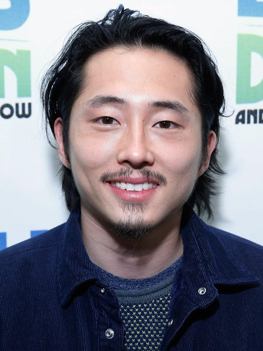 "Steven Yeun Visits ""The Elvis Duran Z100 Morning Show"""