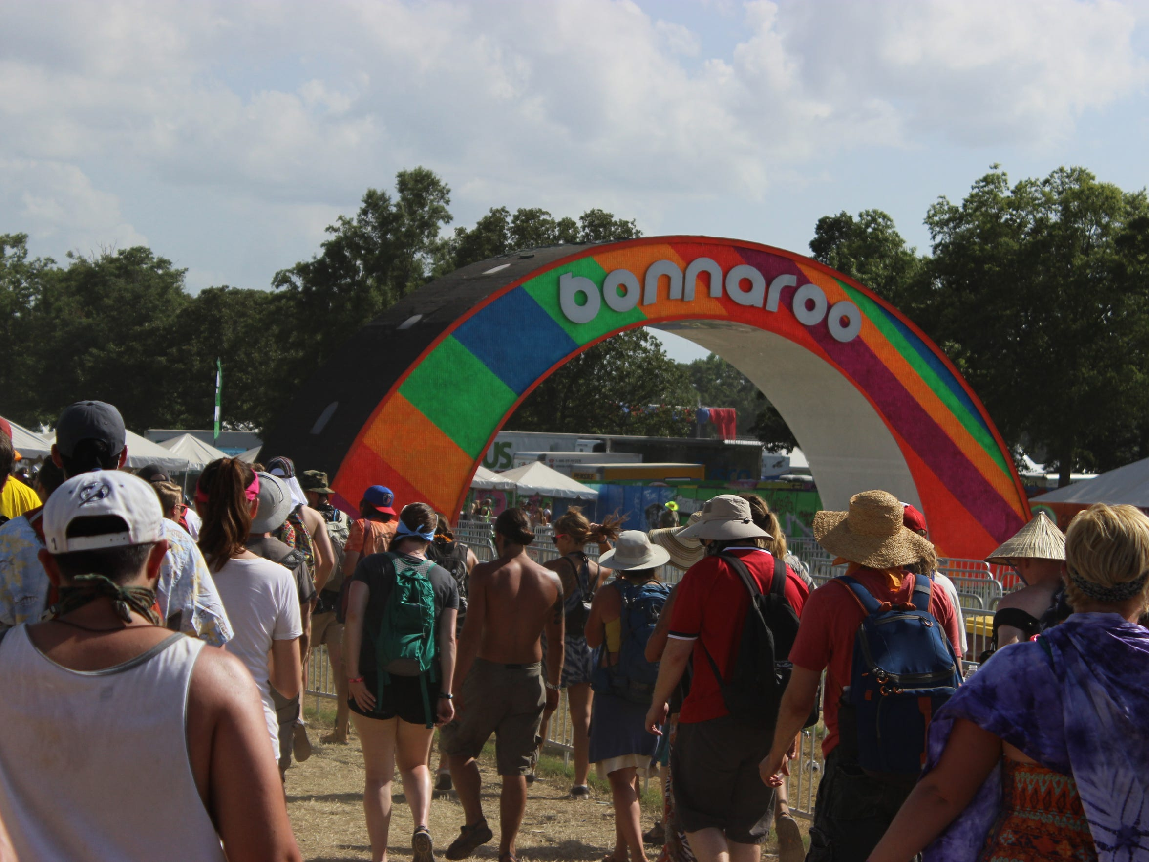 Manchester, Tenn., plays host to the Bonnaroo Arts and Music Festival each June.