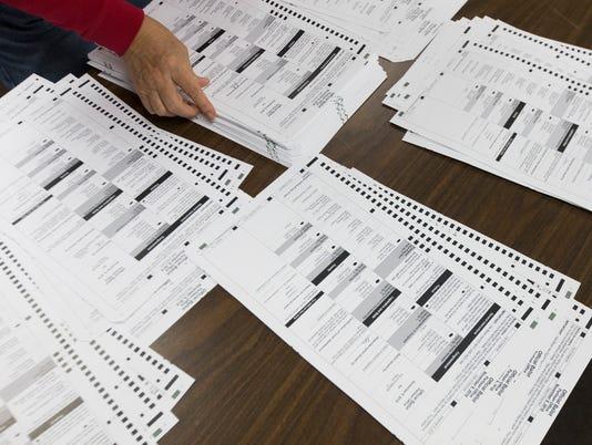 Wisconsin recount