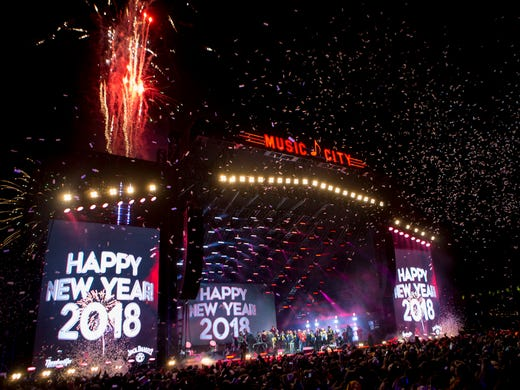 Nashville New Years Eve 2019 New Year's Eve 2019 in Nashville