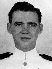 U.S.Navy Ensign Francis C. Flaherty grew up in Charlotte and was awarded the Congressional Medal of Honor for his heroism that day.