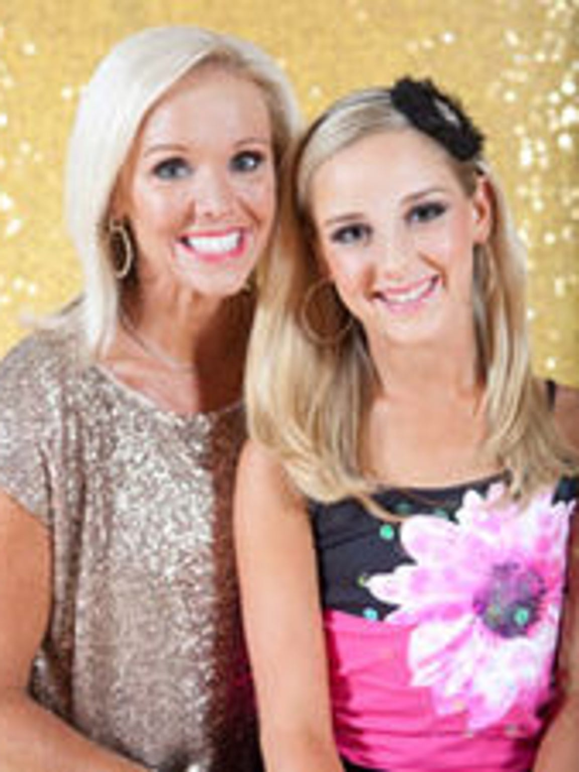 Hadley Walts (pictured with her mother Yvette) competed on Abby's Ultimate Dancing Competition and later appeared on Dance Moms.