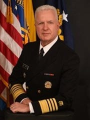 Physician Brett Giroir, is assistant secretary for health and a four-star admiral. He's also the Department of Health and Human Services' point person on the opioid epidemic.