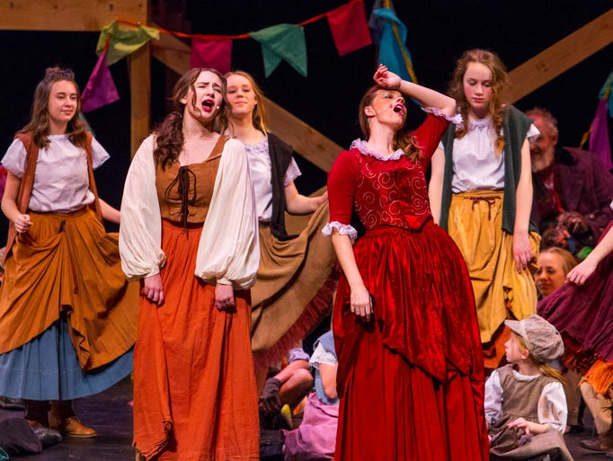 Cedar valley community theatre set to perform oliver for 13 a table theatre saint georges