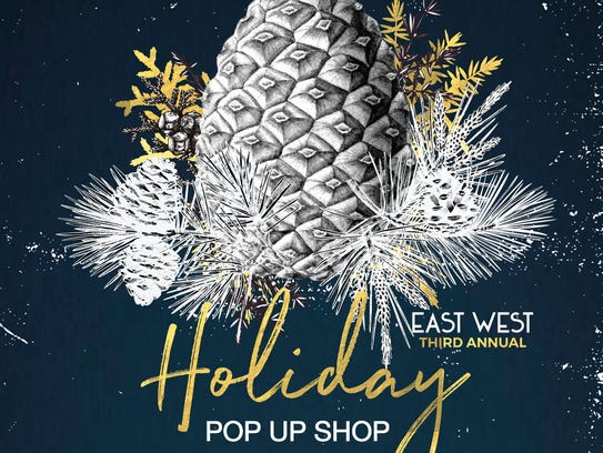 A promotional image for the 2016 East West Holiday