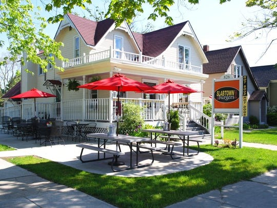 Slabtown Café and Burgers in Traverse City