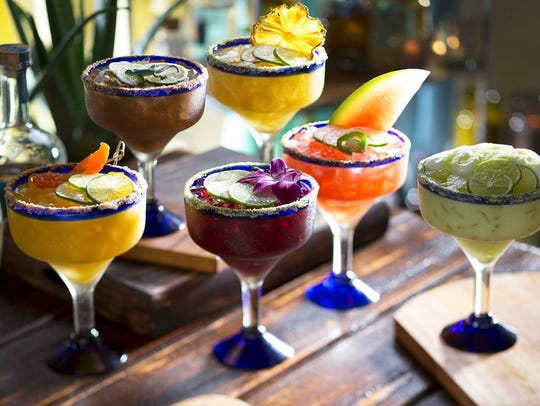Enjoy $2.22 margaritas at Bahama Breeze for National