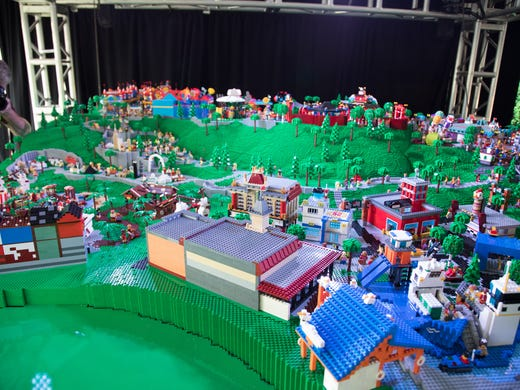 This Lego Model Gives A Preview Of Legoland New York To Open In 2020