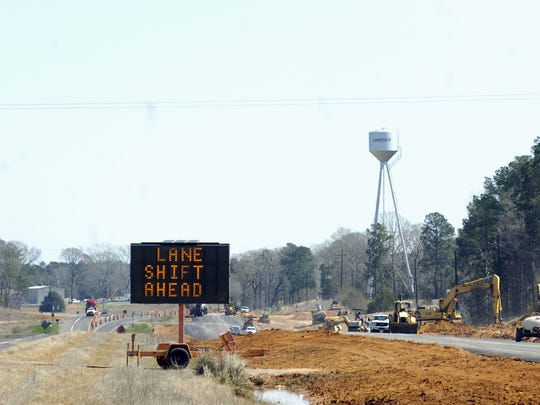The four-laning of Louisiana Highway 28 West is one recent transportation success story in Central Louisiana, but more are needed.