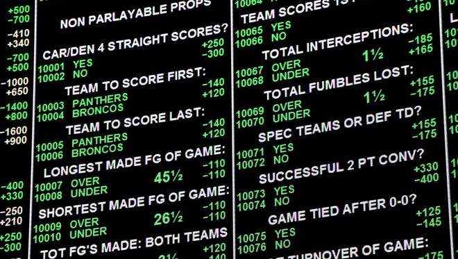 how will a individual place a bet on sports in ny
