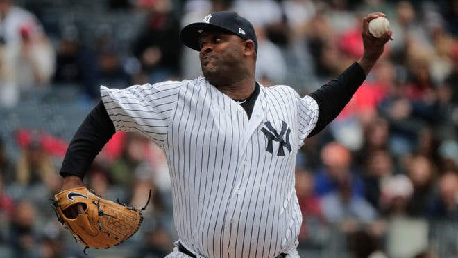 CC Sabathia, who started Friday against the Orioles at Yankee Stadium, and the rest of the Yankee starters pitched well through the first 20 games of the season, surpassing expectations.