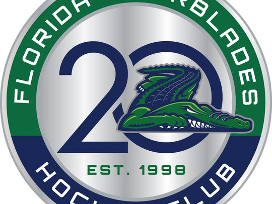 The Florida Everblades revealed their 20th anniversary