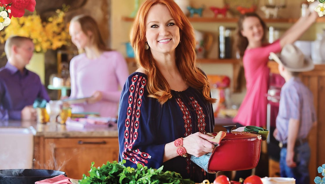 39 pioneer woman 39 cooks up another best seller for The pioneer woman magazine subscription