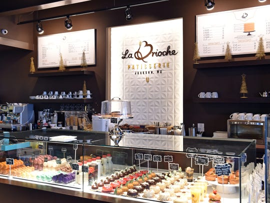 Fondren's La Brioche Patisserie is taking pre-orders for holiday-themed desserts and egg nog.