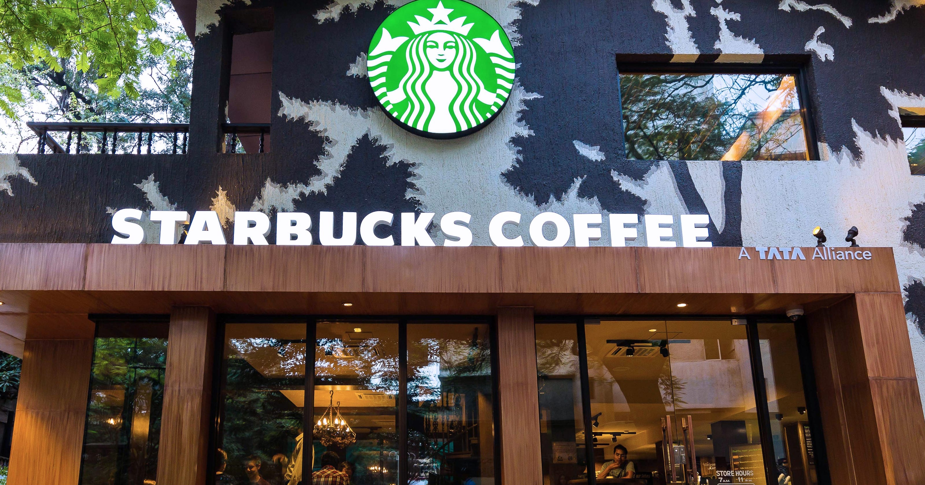 Starbucks, Facebook among top companies for professional development