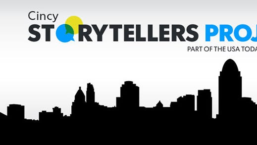 Visit tickets.cincinnati.com for your tickets to the next CincyStorytellers Project event.