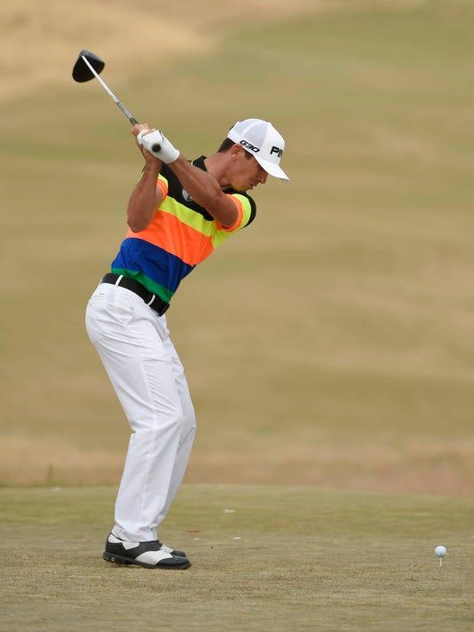 USP PGA: U.S. OPEN-FIRST ROUND S GLF USA WA