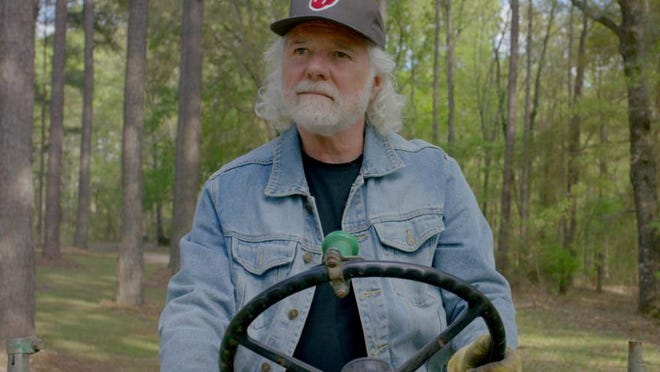 Chuck Leavell in the documentary, 'Chuck Leavell: The Tree Man.' It is playing on Saturday at 5 p.m. as part of the SCAD Savannah Film Festival.