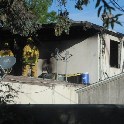 An apartment fire in Port Hueneme killed two people