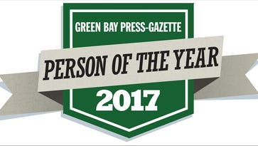 Drew Scheler named 2017 Person of the Year for work with community gardens program