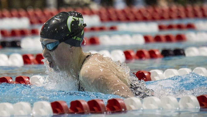 Fossil Ridge High School's Zoe Bartel has verbally committed to swim at Stanford University.