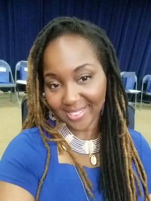 Edquina Washington, community relations director for the City of York, represented the city Thursday at a national recognition ceremony at the White House.