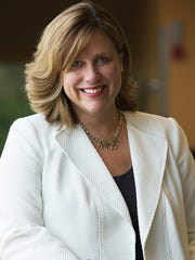 Kim Baker is president of The Kentucky Center for the Performing Arts and a graduate of the very first class of The Kentucky Center Governor's School for the Arts.