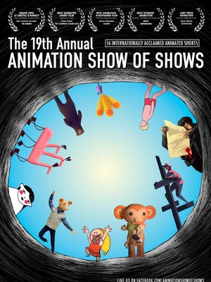 The Animation Show of Shows returns to theaters across North America and will play at the Princeton Garden Theatre on April 4.