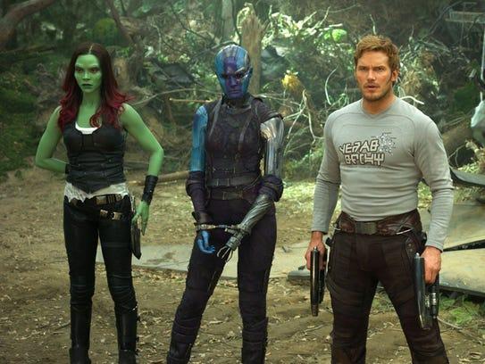 The latest 'Guardians' was a smash hit.