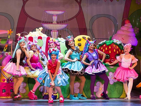 """""""Shopkins Live!"""" comes to The Playhouse in Wilmington this winter."""