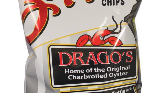 The latest flavor of Zapp's Potato Chips is inspired by the charbroiled oysters of Drago's Seafood Restaurant