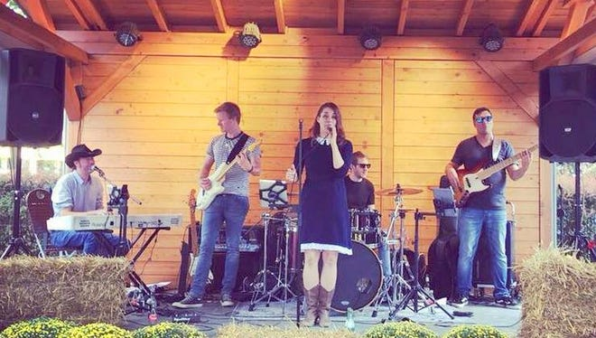 """""""Countrified,"""" a band from Alamogordo, will perform from noon to 3 p.m., June 16, at the historic 1895 White Oaks Schoolhouse."""