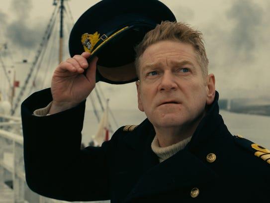 """Kenneth Branagh stars in """"Dunkirk."""""""