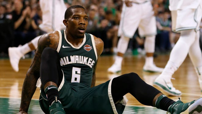Eric Bledsoe and the Bucks didn't quite play up to expectations this season.