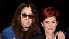 Ozzy Osbourne and Sharon Osbourne say they're together
