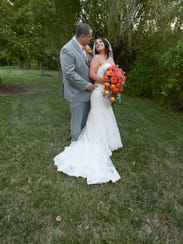 Amy Rose Ambrosino and Christopher John Miko Sept.