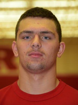 Richmond High School wrestlingAlston Bane