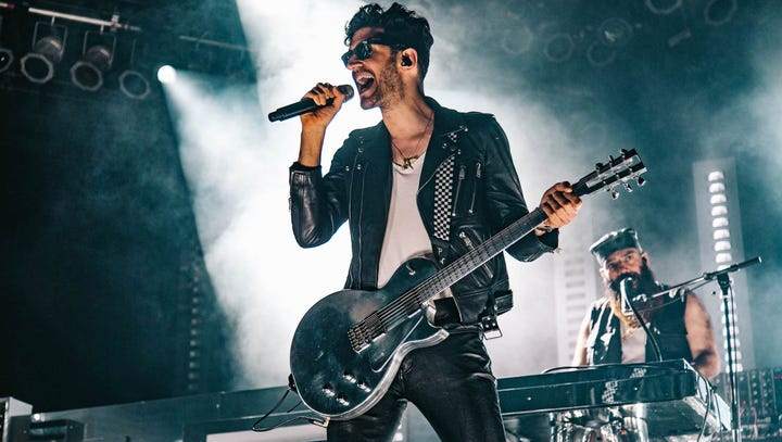 Didn't get tickets to Coachella? Free Chromeo show happening in Cathedral City during festival