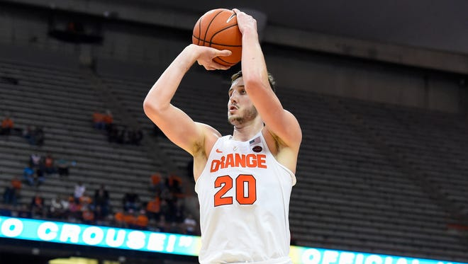 Tyler Lydon opened a lot of scouts' eyes during Syracuse run to the 2016 Final Four when he was a freshman.